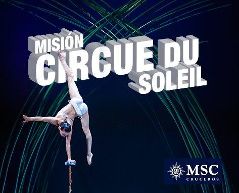MSC CIRCO DEL SOL